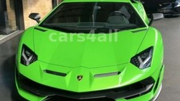 LAMBORGHINI Aventador  SVJ *1 of 900* 2019 NEW ONLY 80 KMS