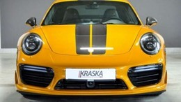 PORSCHE 911  Turbo S Exclusive Series *1 of 500* ONLY 449 KMS