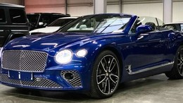 BENTLEY Continental  NEW GTC *FIRST EDITION*