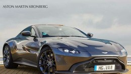 ASTON MARTIN Vantage  New  V8 Coupe