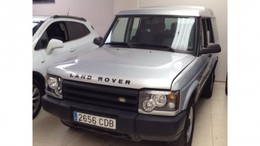 LAND-ROVER Discovery 2.5 Td5 E
