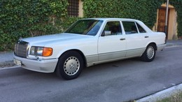 MERCEDES-BENZ Clase S 560SEL