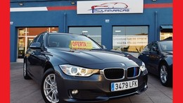 BMW Serie 3 318d Touring Essential Edition
