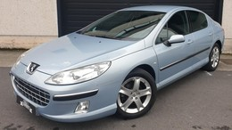 PEUGEOT 407 2.0HDI ST Confort Pack