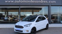 FORD Ka Ka+ 1.19 Ti-VCT White Edition
