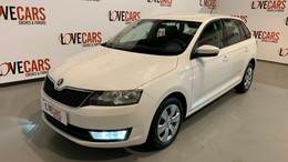 SKODA Rapid 1.4TDI CR Ambition 66kW