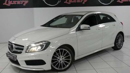 MERCEDES-BENZ Clase A 200CDI BE AMG Line