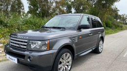 LAND-ROVER Range Rover Sport 4.2 V8 Supercharged Aut.