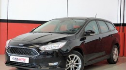 FORD Focus Sb. 1.6 TI-VCT Trend+ PowerShift