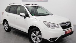 SUBARU Forester 2.0TD Sport Lineartronic