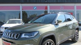JEEP Compass 2.0 Mjt Limited 4x4 AD Aut. 125kW