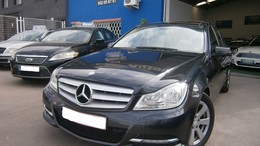 MERCEDES-BENZ Clase C 200CDI BE Edition