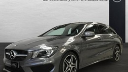 MERCEDES-BENZ Clase CLA Shooting Brake 200d AMG Line