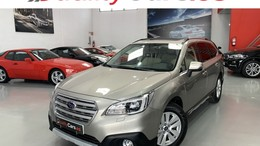 SUBARU Outback 2.0TD Executive Lineartronic