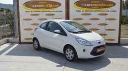 FORD Ka 1.20 Auto-S&S Black & White Edition