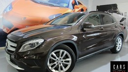 MERCEDES-BENZ Clase GLA 250 Style 4Matic 7G-DCT