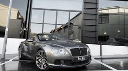 BENTLEY Continental W12 GTC Speed