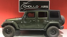 JEEP Wrangler Unlimited 2.8CRD Rubicon AT