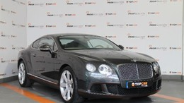 BENTLEY Continental 6.0 W12 4WD AUTO 2P