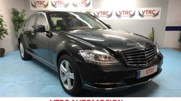 MERCEDES-BENZ Clase S 500 BE 4M Aut.