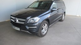 MERCEDES-BENZ Clase GL  350 BlueTec 4Matic CDI 7 Plazas
