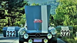 MERCEDES-BENZ 190  SL 1962 Rally Montecarlo Historique Ready