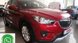 MAZDA CX-5 2.2DE Luxury 4WD