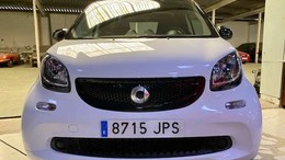 SMART Fortwo *PASSION*AUTO*TEMPOMAT*LED*