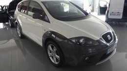 SEAT Altea Freetrack 2.0TDI 140 4WD