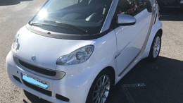 SMART Fortwo Coupé 52 mhd Passion Edition Aut.