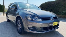 VOLKSWAGEN Golf 1.4 TSI BMT Advance DSG 125