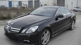 MERCEDES-BENZ Clase E Coupé 500 Prime Edition Aut.