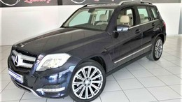 MERCEDES-BENZ Clase GLK 200CDI BE