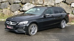 MERCEDES-BENZ Clase C Estate 200CDI BE Sport 7G Plus