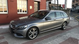MERCEDES-BENZ Clase C Estate 250d 4Matic 7G Plus