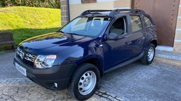 DACIA Duster 1.2 TCE Ambiance 4x4 125
