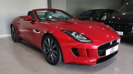 JAGUAR F-Type Coupé 5.0 V8 R Aut. 550