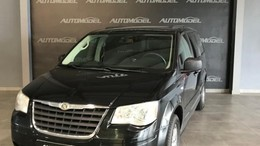 CHRYSLER Voyager Grand 2.8CRD Executive Aut.