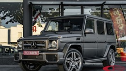 MERCEDES-BENZ Clase G 350BlueTec Largo Aut.