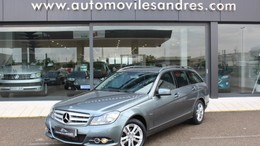 MERCEDES-BENZ Clase C Estate 180 BE Avantgarde 7G Plus