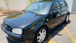 VOLKSWAGEN Golf 2.0 Highline 4Motion