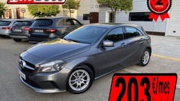 MERCEDES-BENZ Clase A 180CDI BE Style