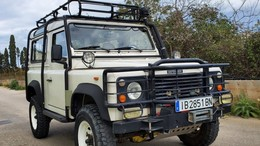 LAND-ROVER Defender 90 TDI Pick Up