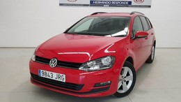 VOLKSWAGEN Golf Variant 1.6TDI CR BMT Advance 110