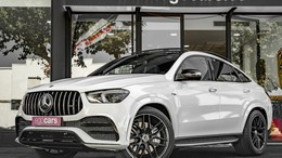 MERCEDES-BENZ Clase GLE Coupé 53 AMG 4Matic+ Aut.