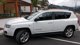 JEEP Compass 2.2CRD Limited 4x4