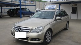 MERCEDES-BENZ Clase C Estate 200CDI BE AMG Edition