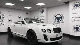BENTLEY Continental Coupé Supersports Aut.