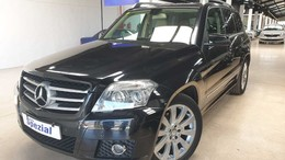 MERCEDES-BENZ Clase GLK 220CDI BE 7G Plus