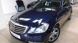 MERCEDES-BENZ Clase E 220CDI Edition Avantgarde